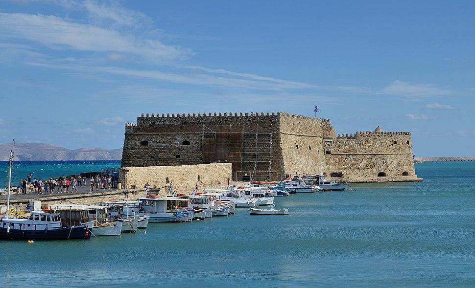 Kreta - Iraklion - Alter Hafen2