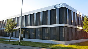 JOOP! - Building of JOOP! in Kreuzlingen