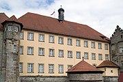 Kronach - Festung Rosenberg - Kommandantenbau.jpg