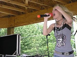 Krystal Meyers Musical artist