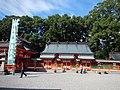 Kumano Kodo pilgrimage route Kumano Hayatama Taisha World heritage 熊野古道 熊野速玉大社02.JPG