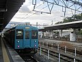 Kumoha 105-28 at Kii-Tanabe Station.jpg