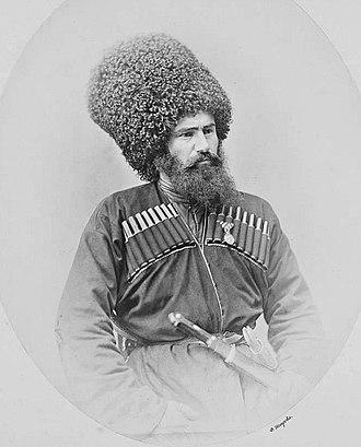 Kumyks - Image: Kumyk architect Abdul Wahab son of Mustafa
