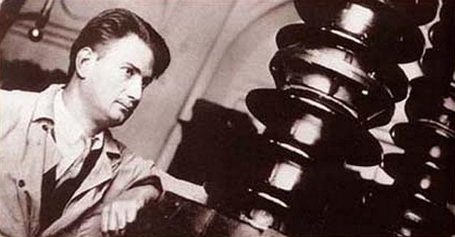 И.В.Курчатов— сотрудник Радиевого института. Середина 1930-х.