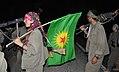 Kurdish PKK Guerillas (14687861030).jpg