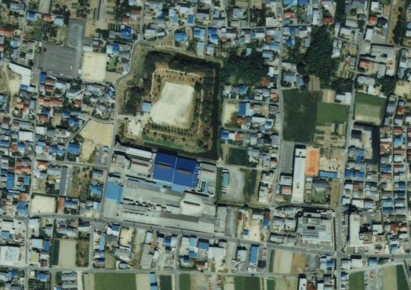 ファイル:Kurono Castle CCB1987-1C4B11.jpg