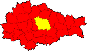 Kursky District, Kursk Oblast - Image: Kurskaya oblast Kursky rayon