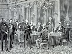 Kurz and Allison, Spanish-American Treaty of Peace, Paris 1898.jpg