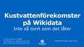 Kustvattenförekomster på Wikidata - Inte så torrt som det låter NOSAD 2021-04-06.pdf