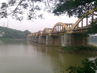 Bharathappuzha - Bharathappuzha at Kuttippuram