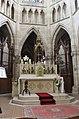 L'Épine (Marne), basilica Notre-Dame, main altar.JPG