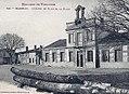 L'Hôtel de ville de Blagnac, vers 1910.jpg