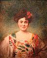 Léon Bonnat - Portrait de madame Dotézac.JPG