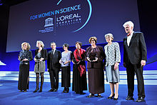l oréal unesco for women in science awards wikipedia