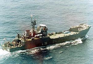 Mk. III LCU - Image: LCU 36 (L36)