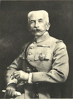 Hubert Lyautey general and colonial administrator from France