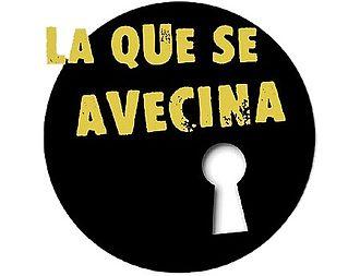 La que se avecina - Logo of the show