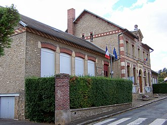 La Boissière-École - Town hall