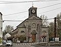 La Grande Traversée de la Forêt du Pays de Chimay (DSC 0562) Église Saint-Lambert de Nismes.jpg