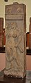Lady with Lotus Flowers and Holding Upper Garment - 2nd Century CE - Jaisingh Pura - ACCN 00-J-11 - Government Museum - Mathura 2013-02-23 5765.JPG