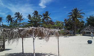 Negros Occidental - Lakawon island's beach in Cadiz City