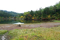 Lake Onawashiro on Mount Iwate.jpg