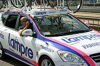 Lampre Tour 2010 prologue training 2.jpg