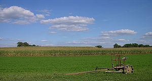 Pennsylvania Dutch Country - Pennsylvania Dutch Country farmland in Lancaster County