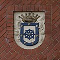 Landhaus Wolde, Wappen Knoop-1275.jpg