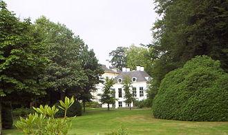 Philips Vingboons - Image: Landhuis pijnenburg