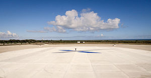 Falcon 9 Full Thrust - Landing Zone 1 at Cape Canaveral Air Force Station