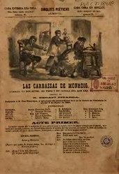 Frederic Soler i Hubert: Las Carbassas de Monroig comedia en dos actes, en vers y en catalá del que ara's parla