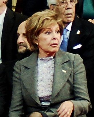 Laurita Valenzuela - Laura Valenzuela in 2012.