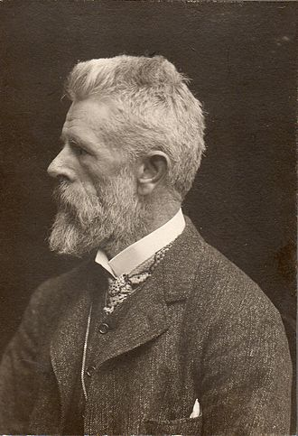 Laurits Tuxen - Photograph by Frederik Riise
