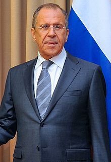 Image illustrative de l'article Sergueï Lavrov