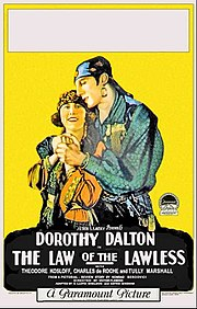 Law of the Lawless (1923 movie poster).jpg