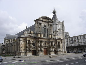 le havre cathedral wikipedia. Black Bedroom Furniture Sets. Home Design Ideas