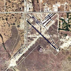 Lea County Regional Airport - 2006 USGS airphoto