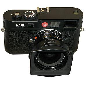Leica M8 - Image: Leica M8 IMG 0672