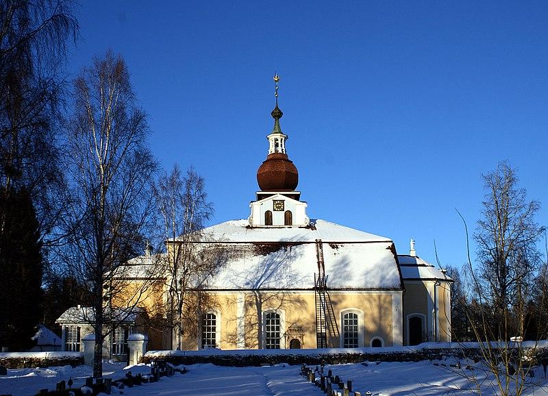 Leksands kyrka 2011