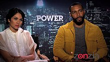 Lela Loren and Omari Hardwick on BTVR.jpg