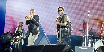 Lenny Kravitz live. Lenny Kravitz - Rock in Rio Madrid 2012 - 32.jpg
