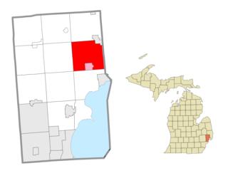 Lenox Township, Michigan Civil township in Michigan, United States