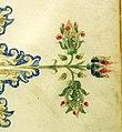Leonardo bruni, traduzione dell'etica nicomachea di aristotele, firenze 1450-75 ca. (bml, pluteo 79.12) 07,3 bocciolo.jpg
