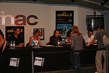 Description de l'image  Les Bronzes 20060909 Fnac 02.jpg.