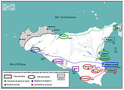 Sicilia wikivoyage guida turistica di viaggio mappa delle colonie e delle subcolonie greche in sicilia altavistaventures Images