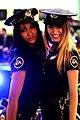 Les policière, Paris Games Week 2010.jpg