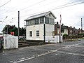 Level crossing on Station Road - geograph.org.uk - 1390202.jpg