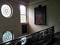 Liège, Musée d'Ansembourg, cage d'escalier01.jpg