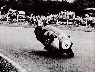 Libero Liberati Italian motorcycle racer